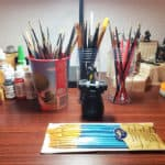 The Best Paint Brushes for Miniatures and Models - Beginner to Advanced