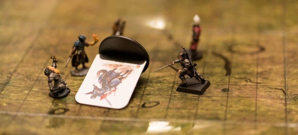 D&D Scale Miniatures