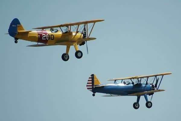 Model Biplanes
