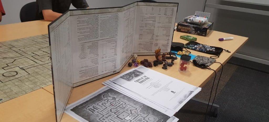 Pathfinder game beginner set