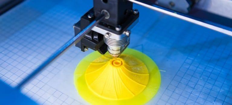 3d Printer Printing Widget