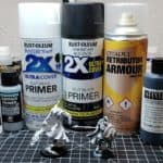 Best Primers for Miniature Painting