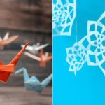 What's the Difference Between Origami and Kirigami?