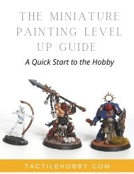 The Miniature Painting Level Up Guide Cover_small