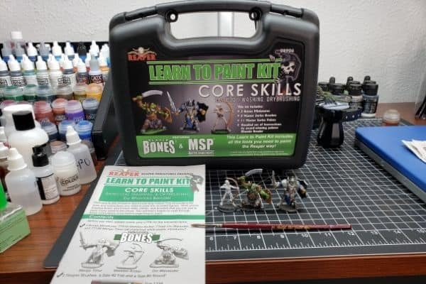 My Reaper Learn To Paint Kit