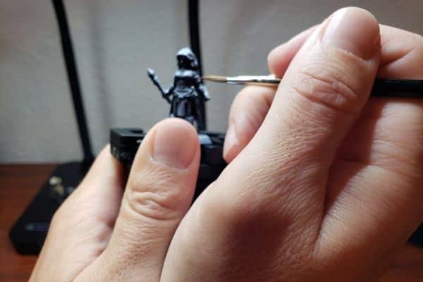 Using A Citadel Miniature Handle