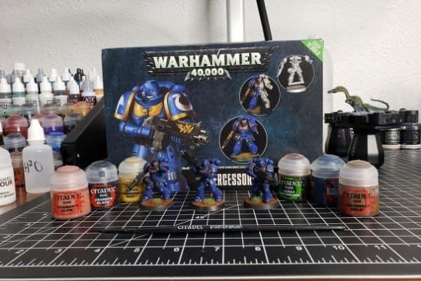 Warhammer 40000 Kit